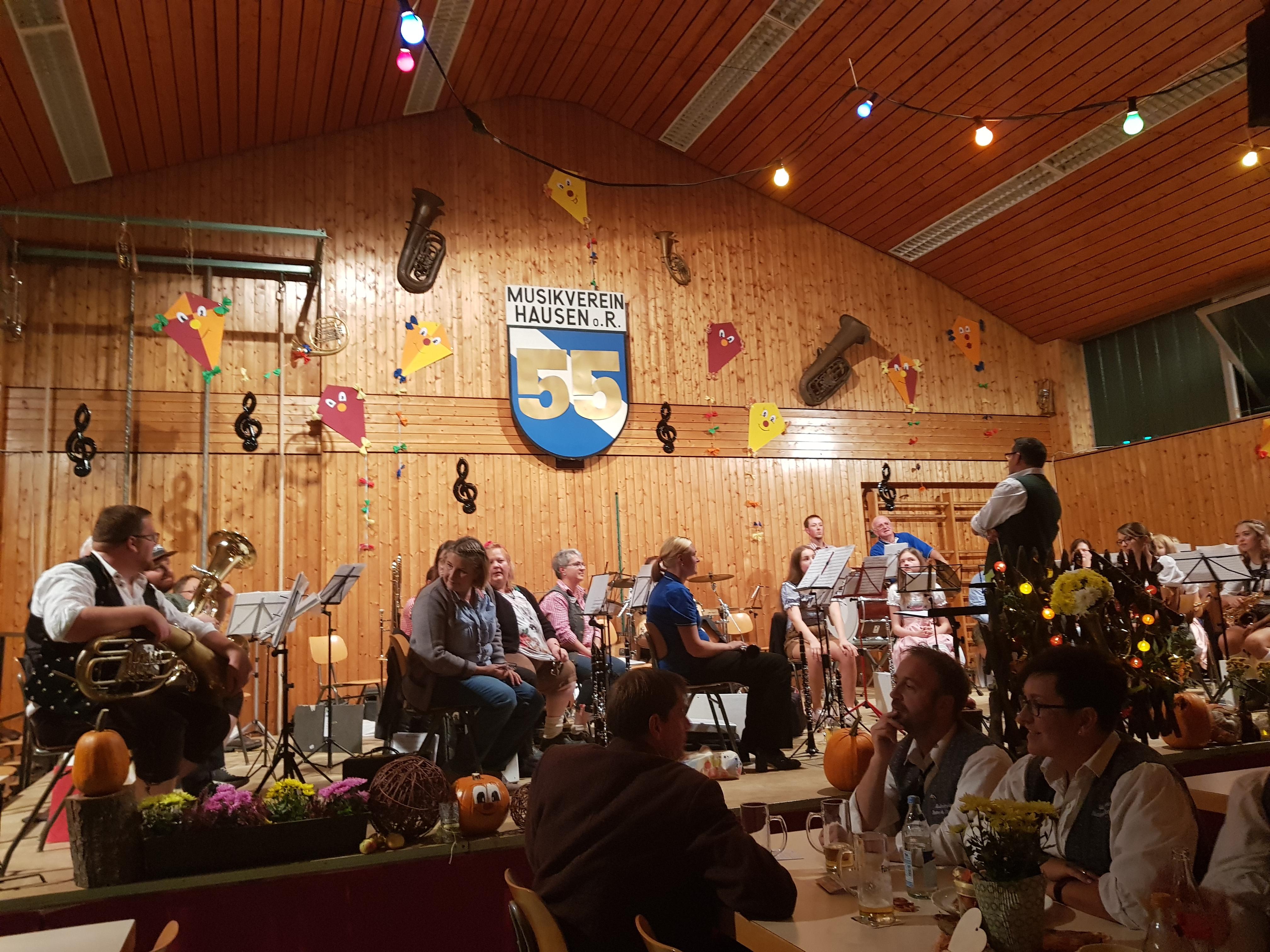 55 Jahre MV Rottweil-Hausen