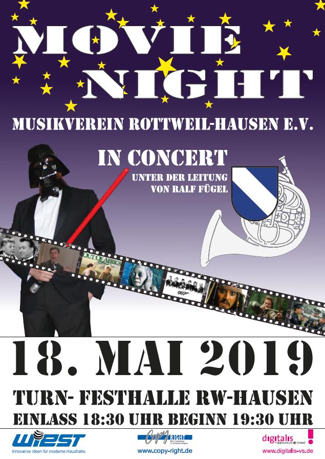 MV RW Hausen Movie Night